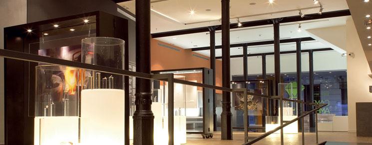 Instalación Centre Catalá de Artesanía
