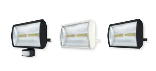 Focos LED con  detector de movimiento theLeda E