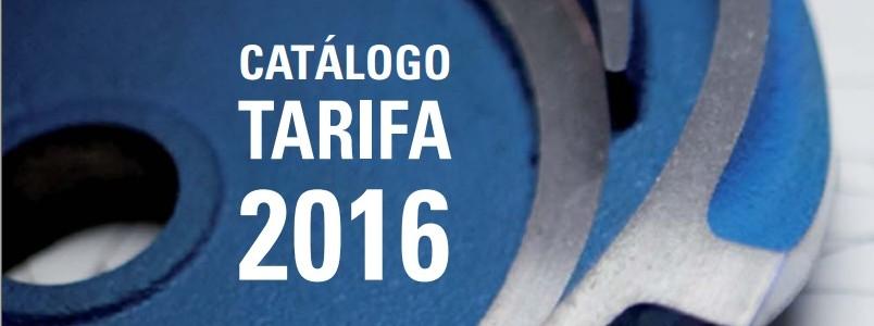 Nueva tarifa Veneto 2016